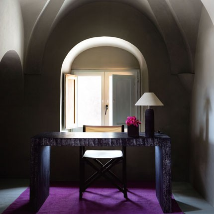 La casa di vacanze di giorgio armani design and more for Arredamento armani