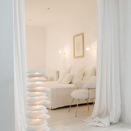 salotto: bianco versus colore  Design and more: interior design ...
