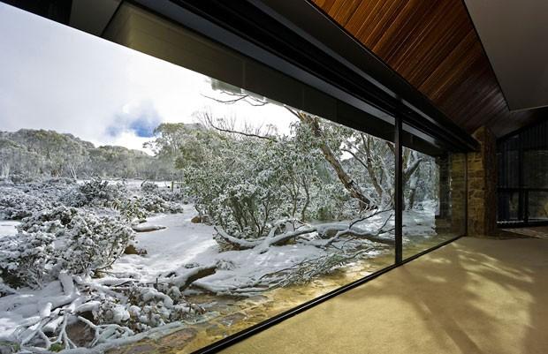 Un loft di montagna design and more interior design for Piccoli piani casa hacienda