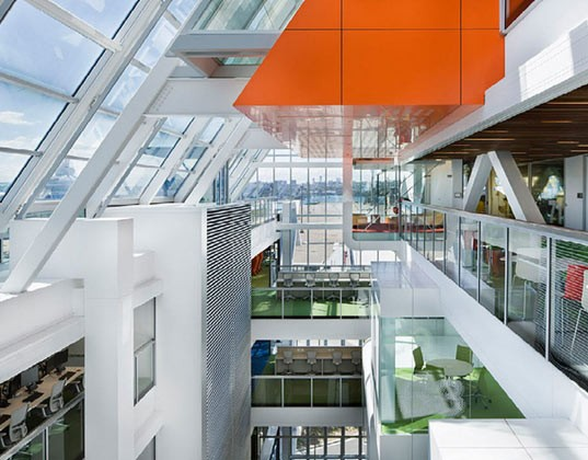 Ufficio Architettura : Studio di architettura e interior design a milano nomade