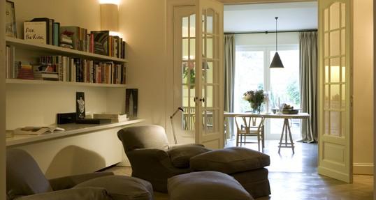 Una casa borghese a bruxelles design and more interior design arredamento casa - Camera studio arredamento ...