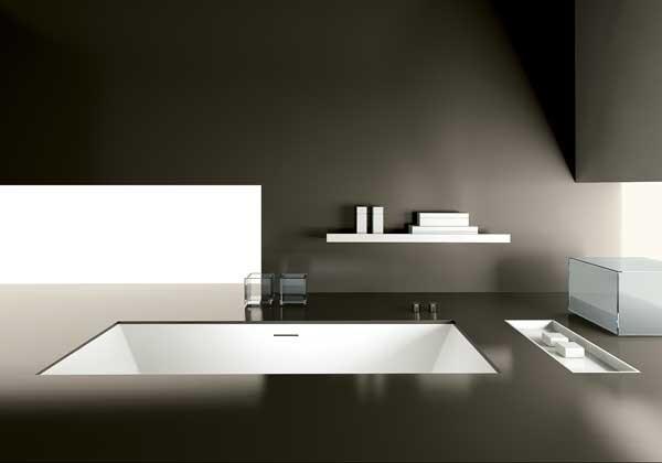 Il futuro del bagno secondo cersaie 2009 design and more for Vasca per papere
