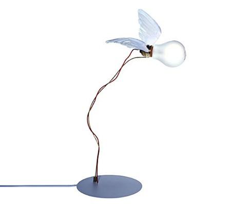 lampade che hanno fatto la storia del design gli anni 90. Black Bedroom Furniture Sets. Home Design Ideas