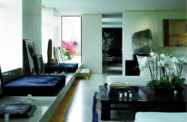 una casa zen  Design and more: interior design arredamento casa