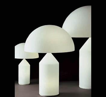 lampade che hanno fatto la storia del design gli anni 70