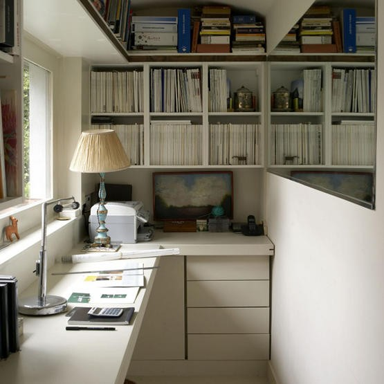 Home office ovvero come avere l ufficio in casa design for Arredare lo studio di casa