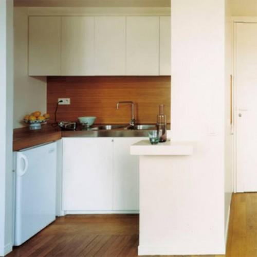 Arredare la cucina idee per un piccoli spazi design and for Arredare angolo cottura piccolo