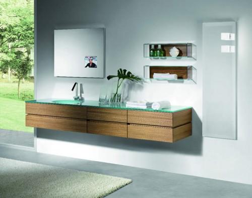 nuovi trend per i mobili da bagno | Design and more: interior design ...