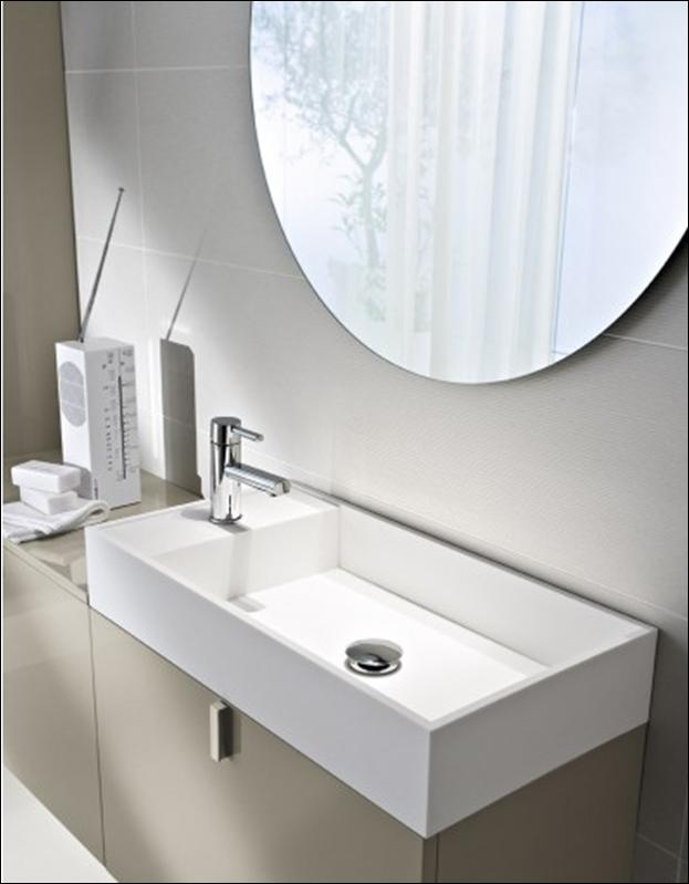 Il futuro del bagno secondo cersaie 2009 design and more interior design arredamento casa - Bagno del futuro ...