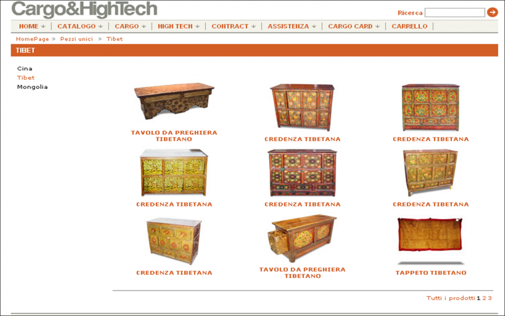 Design oggi c lo shopping online design and more for Shopping online arredamento