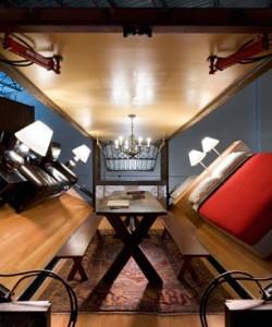 Container e architettura design and more interior for Arredamento navale usato