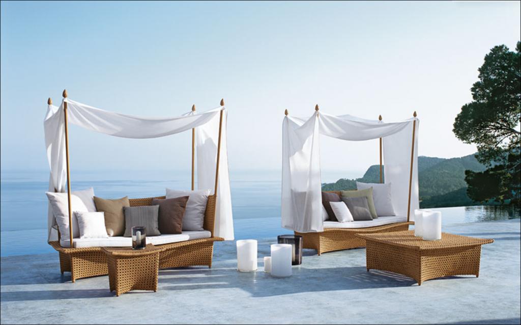 Mobili per giardino ovvero quando arriva l estate design for Arredamento outdoor design