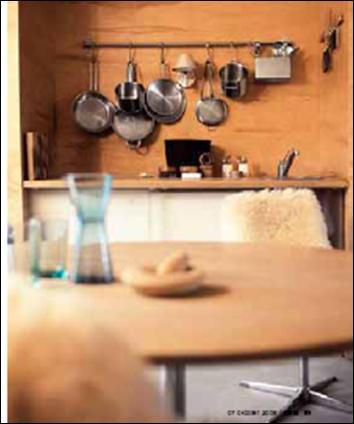 Una piccola casa nel nord design and more interior for Piccola fattoria moderna