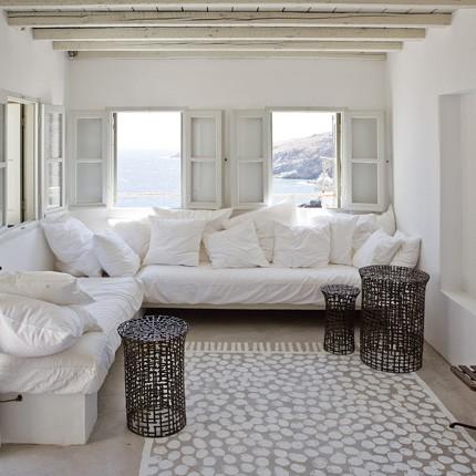 salotto: bianco versus colore  Design and more: interior design ...