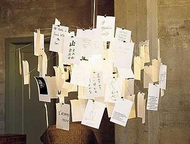 Lampade che hanno fatto la storia del design gli anni 90 for Lampadario ingo maurer