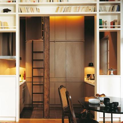 Arredare la cucina idee per un piccoli spazi design and for Arredamento per piccoli ambienti