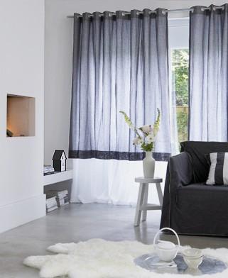 Tende la giusta cornice per le finestre design and more interior design arredamento casa - Tende coprenti per finestre ...