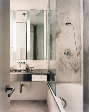 un bagno per case reali  Design and more: interior design arredamento casa